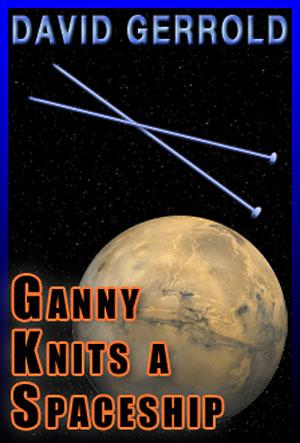 Ganny Knits a Spaceship